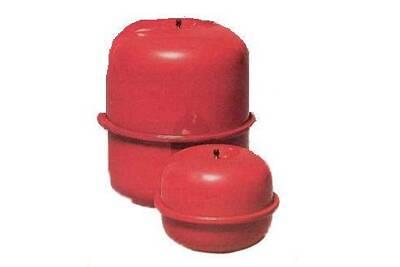 Accessoires chauffage central THERMADOR Vase d'expansion fermé à membrane zilmet - capacité 8 litres