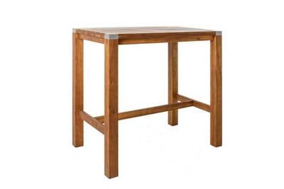 Table de jardin Ma Maison Mes Tendances Table haute de jardin en ...
