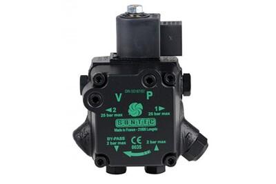Accessoires chauffage central Diff Pompe à fioul - auv 47l 9857 6p 0500 suntec - mod: 9857 6p 0500 - avec électrovanne