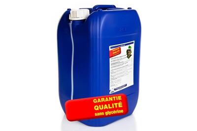 Accessoires chauffage central Produits Chimiques Du Mont Blanc Antigel sanitaire calop 30e prêt à l'emploi - bidon bleu de 20 litres