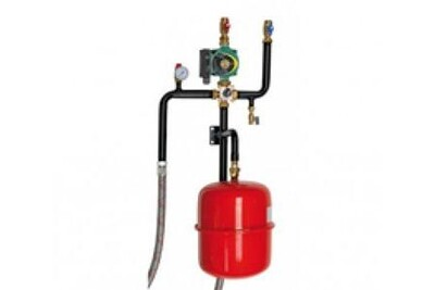 Accessoires chauffage central Domusa Kit hydraulique pour jaka fd condens - kit hydraulique pour jaka fd condens