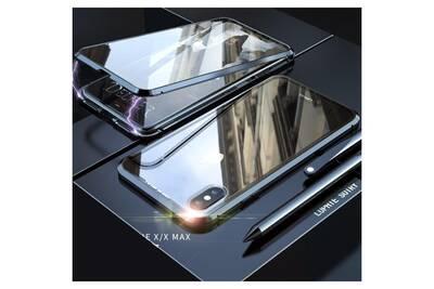 coque iphone xs 360 magnetique