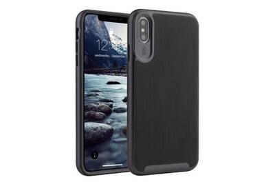 coque iphone xs hybride