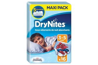 Couches Huggies Huggies Drynites Sous Vetements De Nuit Absorbants