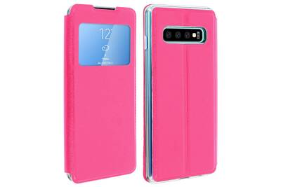 coque rose samsung galaxy s10 plus