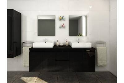 Ensemble salle de bain Vente-unique Meubles de salle de bain lavita ...