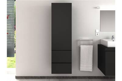 Ensemble salle de bain Vente-unique Colonne de salle de bain lavita ...