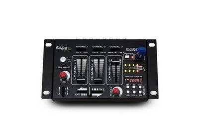 Table De Mixage Ibiza Sound Kit Table De Mixage Dj21 Usb Bluetooth