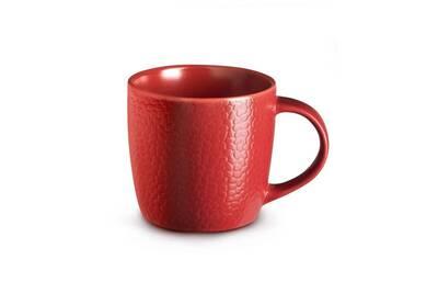6 Tasses Rouge Coffret Caféamp; Stone Thé vn0m8Nw