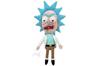 Peluches Funko Rick & morty - peluche galactic plushies rick worried 41 cm