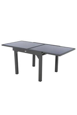 Table de jardin Hesperide Table de jardin extensible piazza - 8 ...