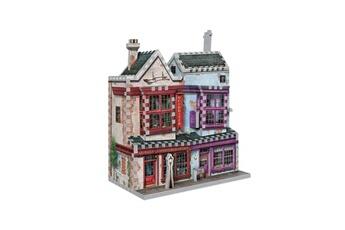 Jeux en famille Wrebbit Puzzle Harry potter - puzzle 3d quidditch supplies & slug & jiggers apothecary