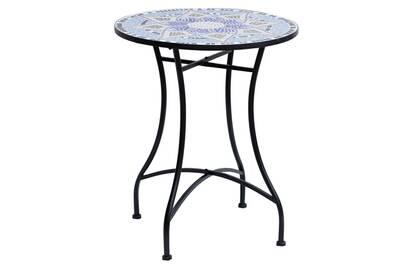 Ensemble table et chaise de jardin Outsunny Table ronde pliable ...