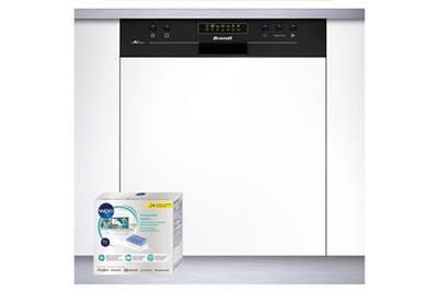 Lave Vaisselle Brandt Lave Vaisselle Integrable Encastrable
