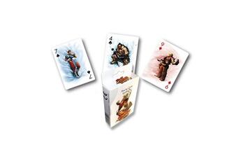Jeux de cartes Sakami Merchandise Street fighter - jeu de cartes à jouer characters