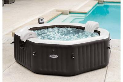 Spa Gonflable Intex Spa Gonflable Intex Pure Spa Jets Et Bulles 6
