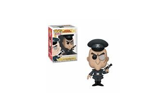 Figurine Funko Les aventures de rocky et bullwinkle - figurine pop! Fearless leader 9 cm