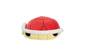 Peluches Tomy Nintendo - peluche mario kart mocchi-mocchi red shell 40 cm