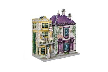 Jeux en famille Wrebbit Puzzle Harry potter - puzzle 3d dac madam malkin's robes for all occasions & florean fortescue's ice cream