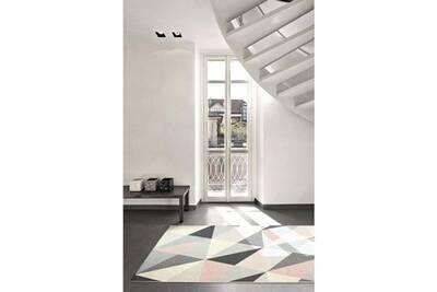 Tapis de salon GENERIQUE Tapis - dessous de tapis madrid tapis style ...