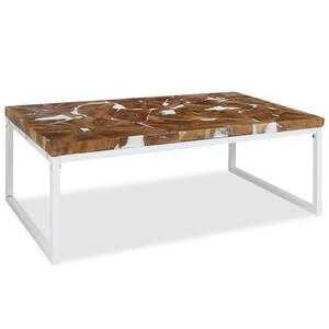 Cm Basse 40 Tables X Superbe Basses Table 60 Résine 110 Teck Icaverne 2I9HED