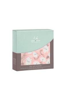 Coffret naissance Aden And Anais Lange à l'unité silky soft - pretty petals - soft petals