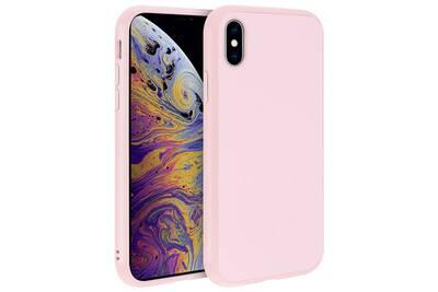 coque rose antichoc iphone xs