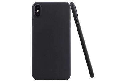 Vshop® coque iphone xs max, silicone liquide fine originale étui ultra slim gel antichoc protection coque silicone pour iphone xs max. (xs max 6.5'', ...