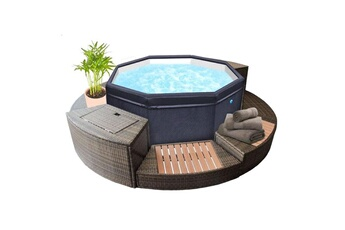Spa Gonflable Darty