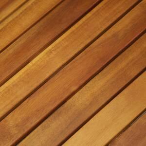 Icaverne - ensembles de meubles d\'extérieur superbe vidaxl ensemble de  bistro avec coussins 7 pcs bois massif d\'acacia