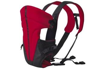 Porte bébé 0-2 Ans Boucle réglable de ventilation portable voyage bébé rouge