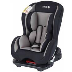 Siège Auto Groupe 0+ - 1 SAFETY 1ST Siège auto 2-en-1 sweet safe 0+1 noir et gris 8015764000