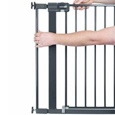 Barrière de sécurité bébé SAFETY 1ST Extension de barri?re de s?curit? 7cm noir m?tal 2428057000