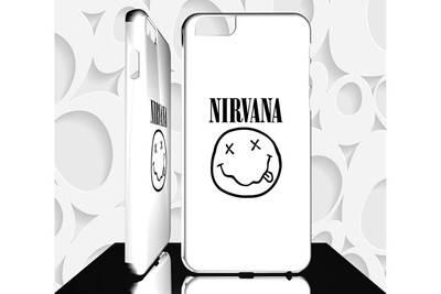 coque iphone 8 nirvana