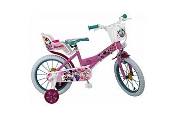 Vélos enfant Guizmax Vélo minnie mouse 16 pouces 5 a 7 ans neuf