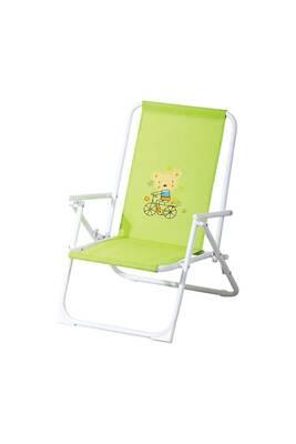 Fauteuil de jardin relax enfant piccolo - vert anis