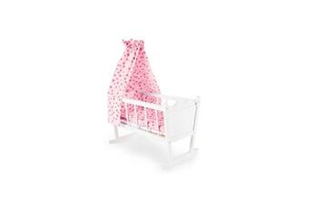 Accessoires de poupées Pinolino Berceau pour poupee merle
