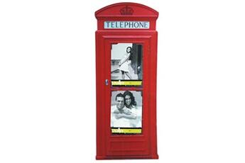 Cadre photo enfant Out Of The Blue Sticker cadre photos cabine téléphonique londonienne