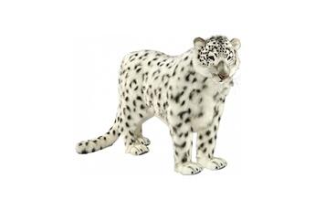 Peluches Hansa Peluches G?antes Hansa peluche geante leopard des neiges 95 cm h et 122 cm l