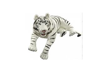 Peluches Hansa Peluches G?antes Hansa peluche geante tigre blanc couche 150 cm l