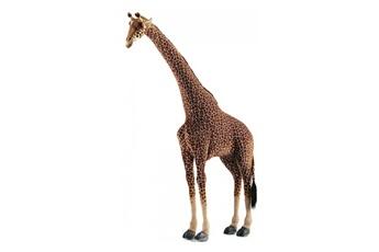 Peluches Hansa Peluches G?antes Hansa peluche geante girafe 165 cm en tissus jacquard