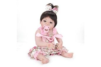 f4fc02b7b28 Poupées Poupée Simulation reborn girl poupée bébé intelligent jouet  éducatif pour enfants