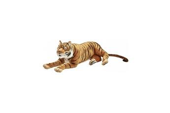 Peluches Hansa Peluches G?antes Hansa peluche geante tigre brun couche 150 cm l