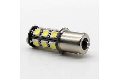 Ampoule 10 1156 Ba15s 18smd Lumière 5050 Blanc Wedge Phare Voiture Pour Rv V Lampe 12 Led Pcs Dôme dtCrshQ