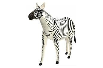 Peluches Hansa Peluches G?antes Hansa peluche geante zebre jacquard 160 cm h