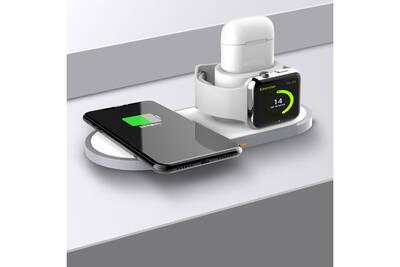 Station de charge de chargeur sans fil pour iphone pour apple watch pour apple airpods 2 hensiluse 1028