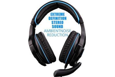 finest selection on sale amazon Sades sa810 gaming headset pour la nouvelle xbox one, ps4, pc, noise  reduction jeu earph