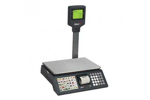 Balance poids prix électronique avec colonne 30 kg -