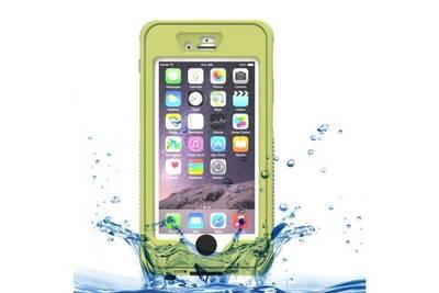 coque iphone 6 avec de l eau