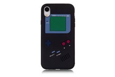 coque iphone 4 silicone console